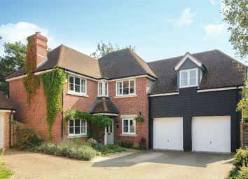 Thumbnail 5 bedroom detached house for sale in Starlings Roost, Jennetts Park, Bracknell, Berkshire