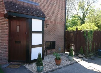 Thumbnail 1 bed end terrace house for sale in Cullerne Close, Abingdon