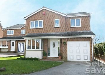 Thumbnail 4 bed detached house for sale in Headland Road, Brimington, Chesterfield, Derbyshire