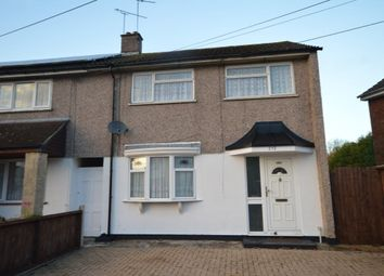 Thumbnail 3 bedroom property to rent in Whitbourne Avenue, Swindon