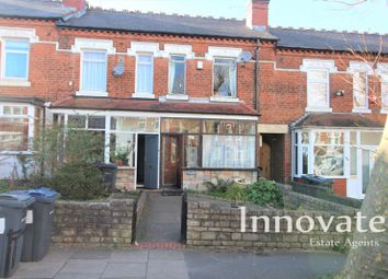 Thumbnail 3 bed terraced house for sale in Stockwell Road, Handsworth Wood, Birmingham
