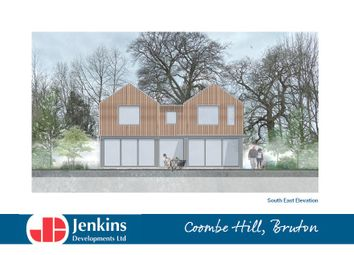 Thumbnail 4 bed detached house for sale in Coombe Hill, Bruton, Somerset