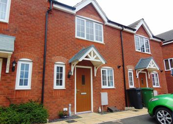 Thumbnail 2 bed semi-detached house for sale in Pearmain Drive, Evesham