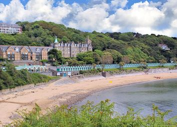 Thumbnail 2 bed flat for sale in Crawshay Court, Langland Bay Road, Langland, Swansea