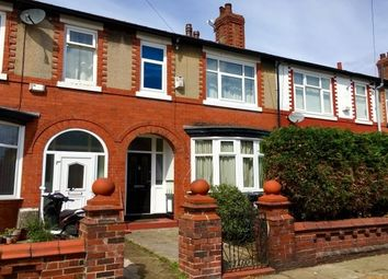 Thumbnail 3 bed terraced house to rent in St. Brendans Road North, Withington