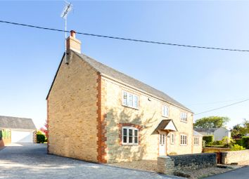 Thumbnail 5 bedroom detached house for sale in Lower Village, Blunsdon, Swindon