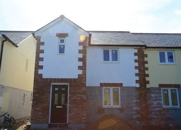 Thumbnail 3 bed semi-detached house for sale in Plot 6A Wheal Rose, Roche Road, Bugle, Cornwall