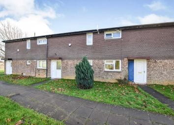 Thumbnail 3 bed terraced house for sale in Drywell Court, Standens Barn, Northampton