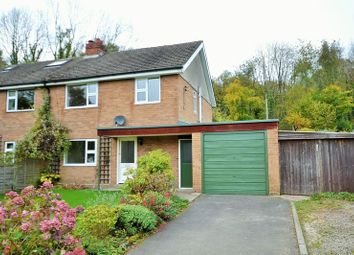 Thumbnail 3 bed semi-detached house to rent in Collybrook Park, Knowbury, Ludlow