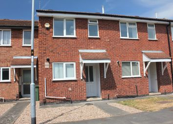 Thumbnail 2 bed town house to rent in Alport Way, Wigston, Leicester