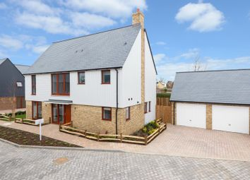 4 bed detached house for sale in Manor Road, St. Nicholas At Wade, Birchington CT7