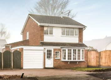 Thumbnail 3 bedroom detached house to rent in Brookside Drive, Catshill, Bromsgrove