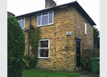 Thumbnail 2 bed end terrace house for sale in Shrewsbury Road, Carshalton