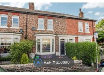 Thumbnail 4 bed terraced house to rent in Swinburne Road, Eaglescliffe, Stockton-On-Tees