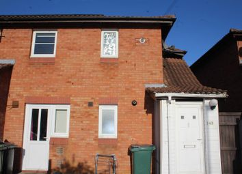 Thumbnail 1 bed flat for sale in Ploverly, Werrington, Peterborough