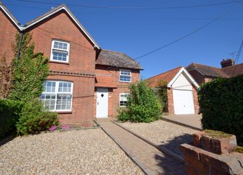 Thumbnail 3 bed semi-detached house for sale in Tilbury Green, Ridgewell, Halstead