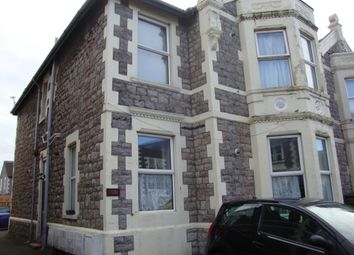 Thumbnail 1 bed flat to rent in Walliscote Road, Weston-Super-Mare