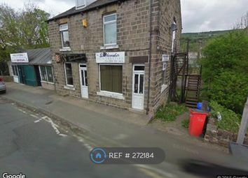 Thumbnail 1 bed flat to rent in Stocksbridge, Sheffield