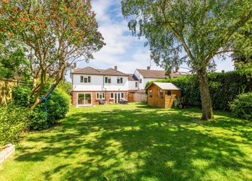 Thumbnail 5 bedroom detached house for sale in Fordwich Rise, Hertford