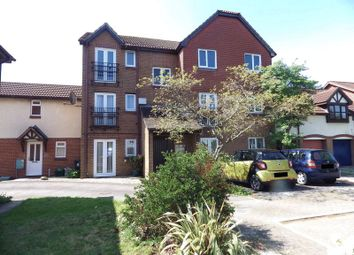 Thumbnail 1 bed flat for sale in Foxcroft Close, Bradley Stoke, Bristol