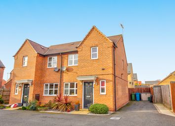 Thumbnail 3 bed semi-detached house for sale in Ocean Drive, Warsop, Mansfield