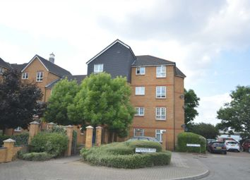 Thumbnail Flat for sale in Greenhaven Drive, London