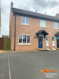 Thumbnail 3 bed end terrace house for sale in Hadrians Rise, Haltwhistle, Northumberland