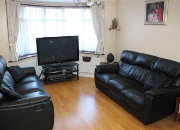 Thumbnail 5 bed semi-detached house to rent in Stuart Avenue, London