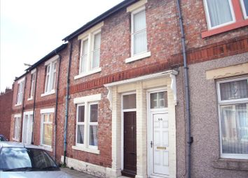 Thumbnail 2 bedroom flat to rent in Canterbury Street, South Shields