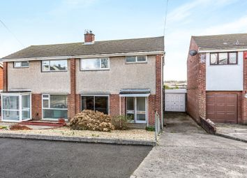Thumbnail 3 bed semi-detached house for sale in Maes Y Rhedyn, Talbot Green, Pontyclun