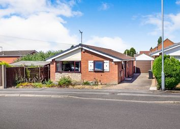 Thumbnail 2 bed bungalow for sale in Braemar Avenue, Eastwood, Nottingham