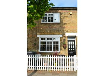Thumbnail 3 bedroom terraced house for sale in Queens Road, Waltham Cross