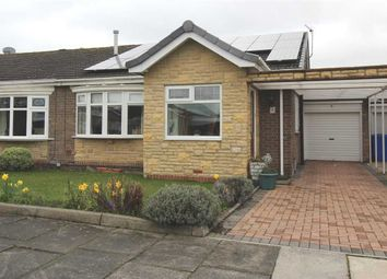 Thumbnail 2 bed bungalow for sale in Morwick Close, Whitelea Chase, Cramlington