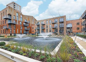 Thumbnail 3 bed flat to rent in Marine Wharf, Whiting Way, Surrey Quays, London