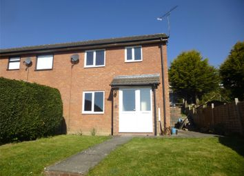 Thumbnail 2 bed semi-detached house to rent in Gungrog Hill, Welshpool, Powys, Wales