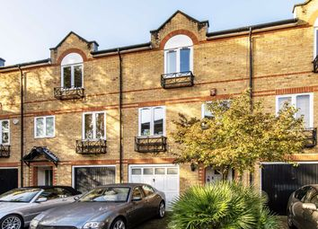 Thumbnail 4 bed terraced house for sale in Meadow Place, Edensor Road, London