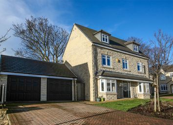 Thumbnail 5 bed detached house for sale in Victoria Close, Hightown, Liversedge, West Yorkshire