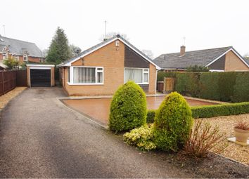 Thumbnail 3 bed detached bungalow for sale in Oerley Way, Oswestry