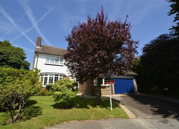 Thumbnail 4 bed detached house for sale in Swift Close, Crowborough