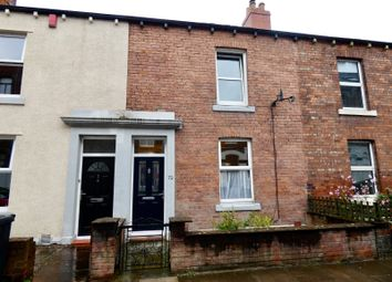 Thumbnail 2 bedroom terraced house for sale in Nelson Street, Carlisle, Cumbria