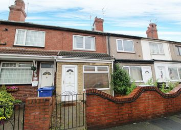 Thumbnail 2 bedroom terraced house for sale in Hunt Lane, Doncaster