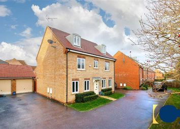 Thumbnail 6 bed detached house for sale in Winchcombe Meadows, Oakridge Park, Milton Keynes, Bucks