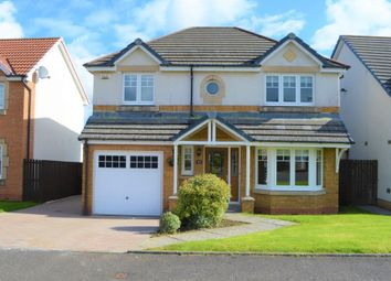 Thumbnail 4 bed detached house for sale in Aberfeldy Avenue, West Craigs, Blantyre, South Lanarkshire