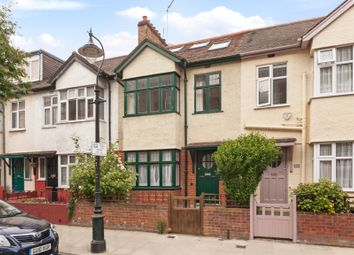 Thumbnail 2 bed terraced house for sale in Leighton Place, London