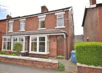 Thumbnail 2 bed semi-detached house for sale in Spendmore Lane, Coppull, Chorley