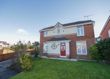 Thumbnail 3 bed detached house for sale in Higher Firs Drive, Clayton Le Moors, Accrington