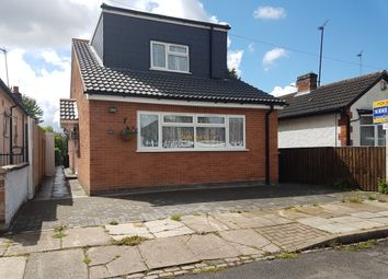 Thumbnail 3 bed detached house for sale in Melton Avenue, Belgrave / Rushey Mead Border, Leicester
