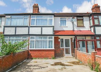 Thumbnail 3 bed terraced house for sale in Lee Road, Perivale, Greenford