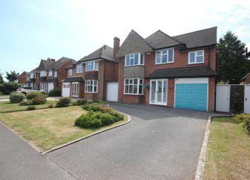 Buryfield Road, Solihull B91. 4 bed detached house