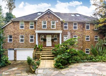 Thumbnail 7 bed detached house for sale in George Road, Coombe, Kingston Upon Thames